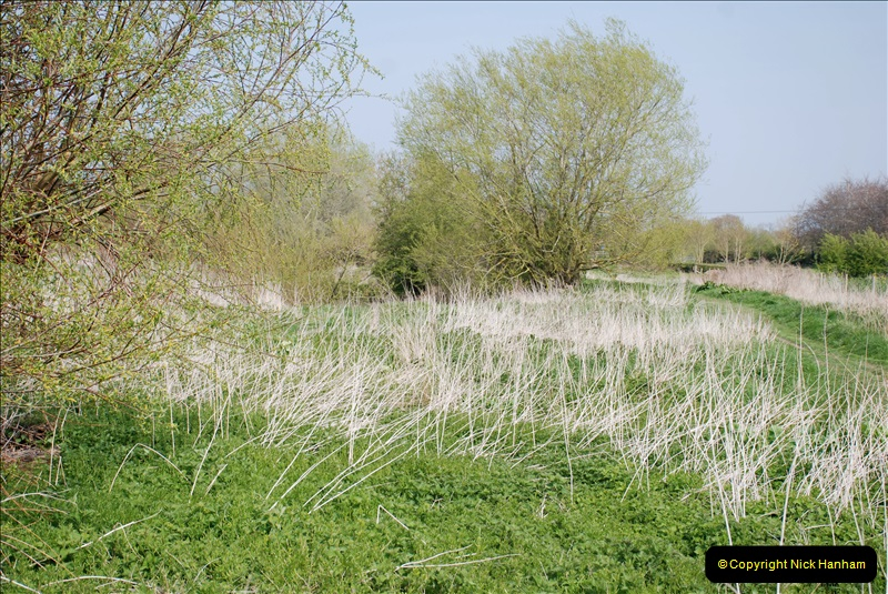 2019-04-14 to 15 Dorchester-on-Thames, Oxfordshire. (170) A walk near Dorchester and the River Thames. 173170