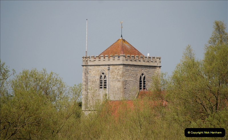 2019-04-14 to 15 Dorchester-on-Thames, Oxfordshire. (184) A walk near Dorchester and the River Thames. 187184