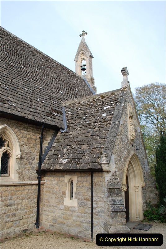 2019-04-14 to 15 Dorchester-on-Thames, Oxfordshire. (224) St. Birinus R.C. Church. 227224