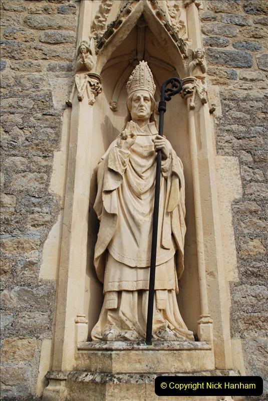 2019-04-14 to 15 Dorchester-on-Thames, Oxfordshire. (225) St. Birinus R.C. Church. 228225