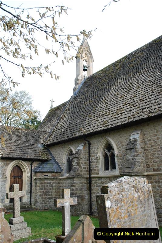 2019-04-14 to 15 Dorchester-on-Thames, Oxfordshire. (226) St. Birinus R.C. Church. 229226