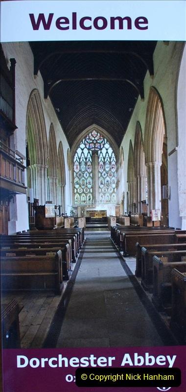 2019-04-14 to 15 Dorchester-on-Thames, Oxfordshire. (45) Dorchester Abbey. 48045
