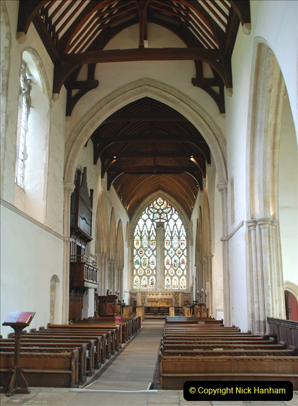 2019-04-14 to 15 Dorchester-on-Thames, Oxfordshire. (47) Dorchester Abbey. 50047