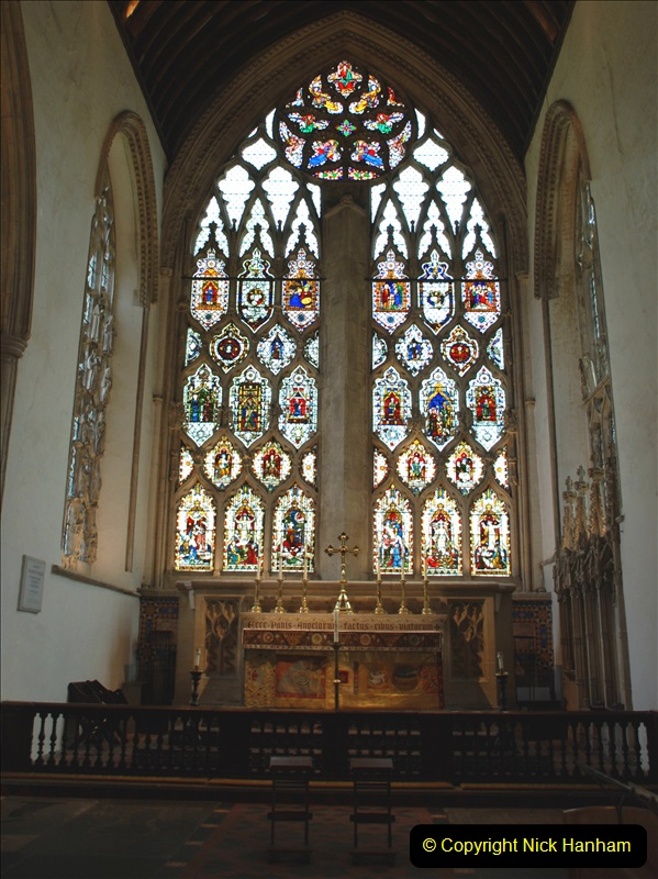 2019-04-14 to 15 Dorchester-on-Thames, Oxfordshire. (48) Dorchester Abbey. 51048