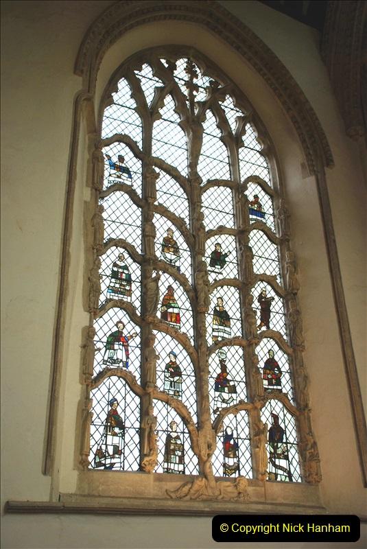2019-04-14 to 15 Dorchester-on-Thames, Oxfordshire. (52) Dorchester Abbey. 55052