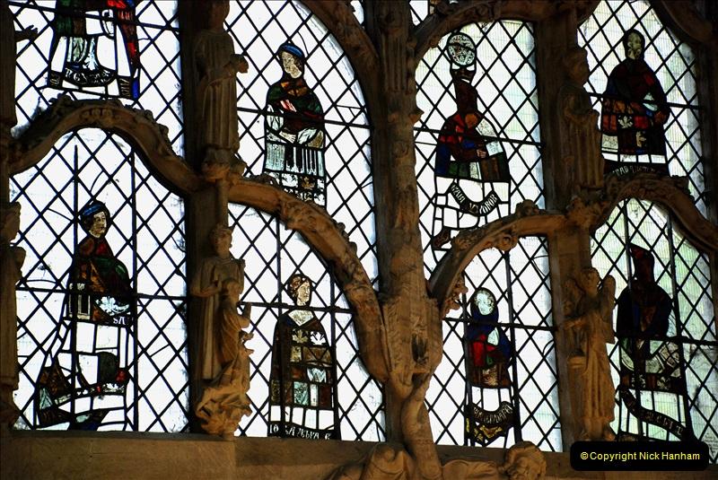 2019-04-14 to 15 Dorchester-on-Thames, Oxfordshire. (53) Dorchester Abbey. 56053