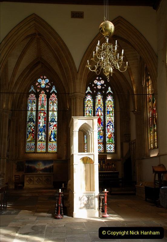 2019-04-14 to 15 Dorchester-on-Thames, Oxfordshire. (57) Dorchester Abbey. 60057