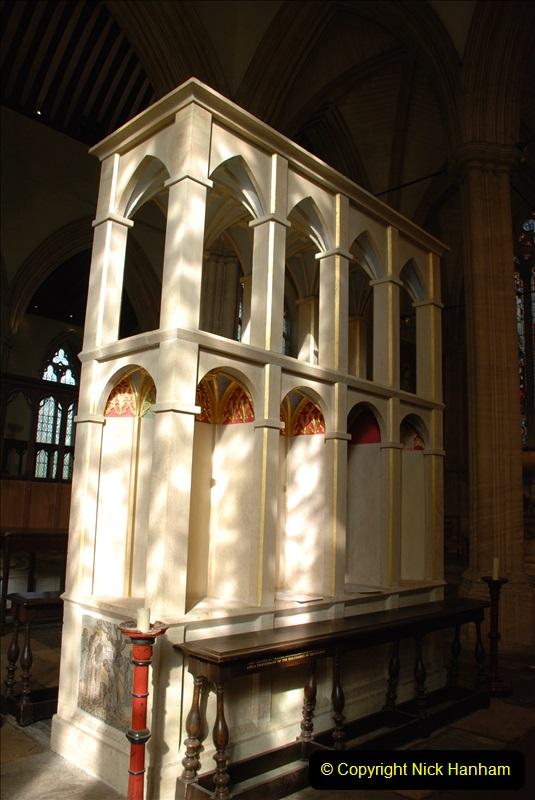 2019-04-14 to 15 Dorchester-on-Thames, Oxfordshire. (58) Dorchester Abbey. 61058
