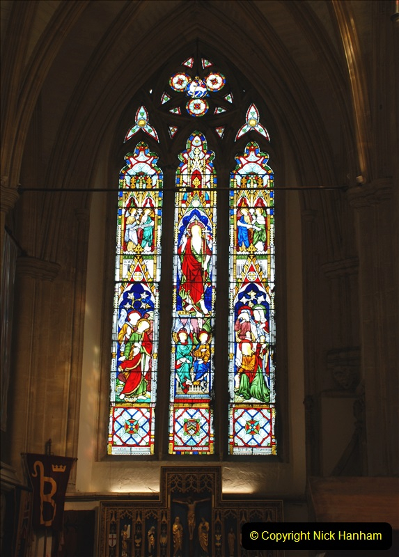 2019-04-14 to 15 Dorchester-on-Thames, Oxfordshire. (59) Dorchester Abbey. 62059