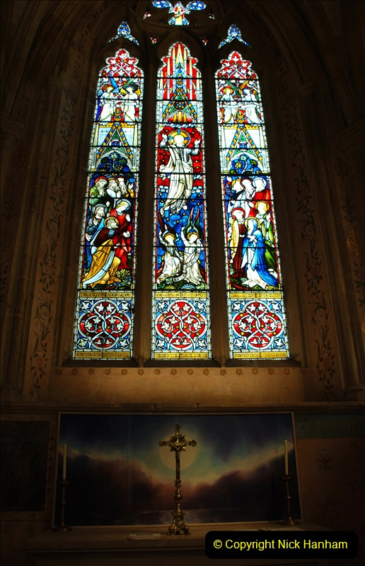 2019-04-14 to 15 Dorchester-on-Thames, Oxfordshire. (60) Dorchester Abbey. 63060