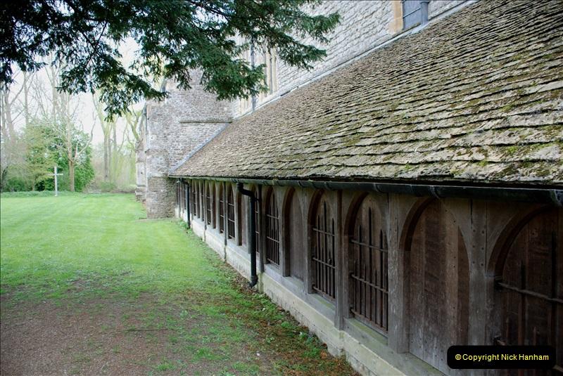2019-04-14 to 15 Dorchester-on-Thames, Oxfordshire. (73) Dorchester Abbey. 76073