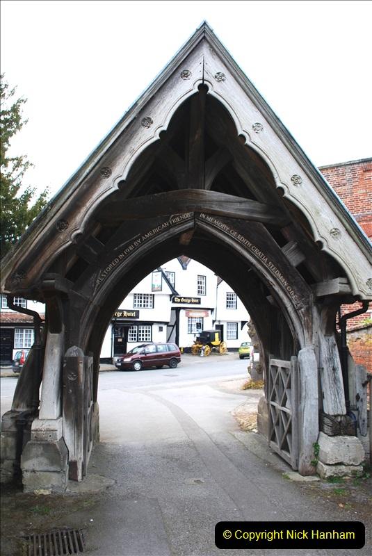 2019-04-14 to 15 Dorchester-on-Thames, Oxfordshire. (76) Dorchester Abbey. 79076