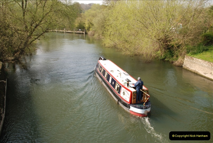 2019-04-14 to 15 Dorchester-on-Thames, Oxfordshire. (110) A walk near Dorchester and the River Thames. 113110