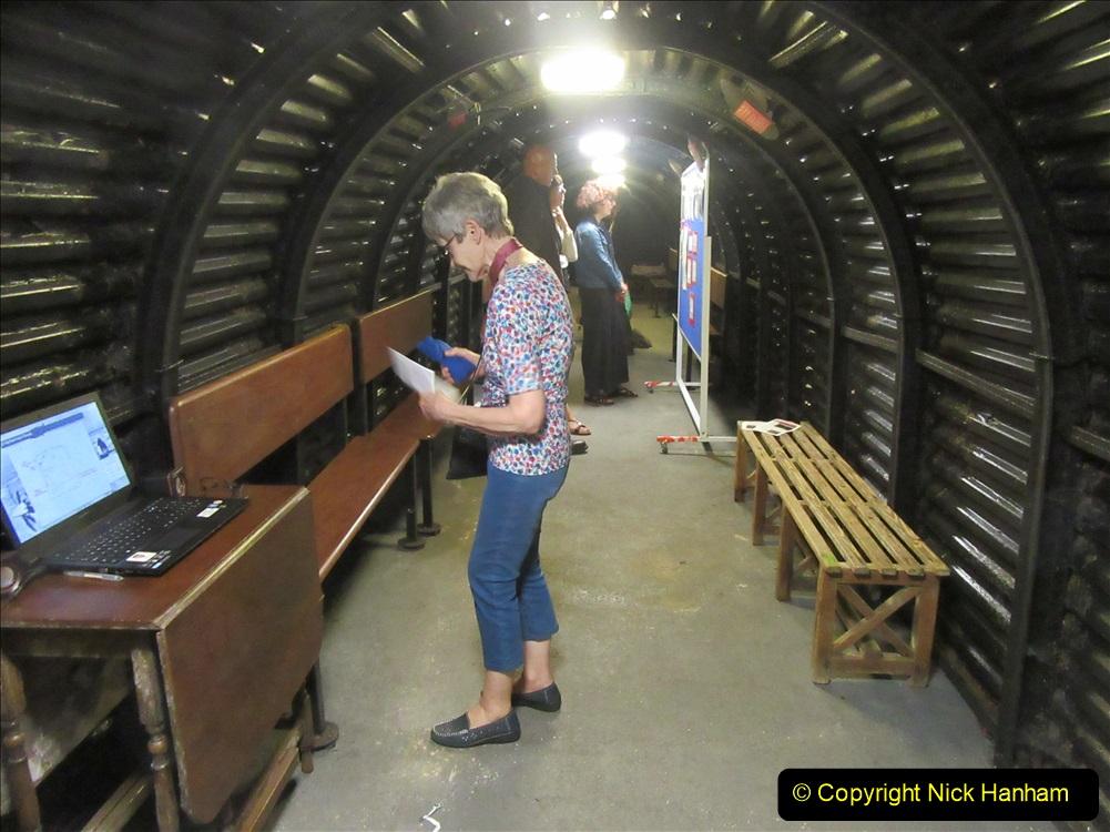 2019-09-14 WW2 Bomb Shelter at Talbot Heath School Bournemouth. (12) 12