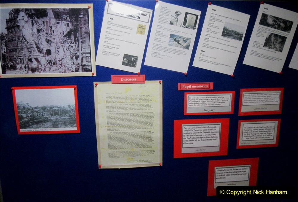 2019-09-14 WW2 Bomb Shelter at Talbot Heath School Bournemouth. (24) 24