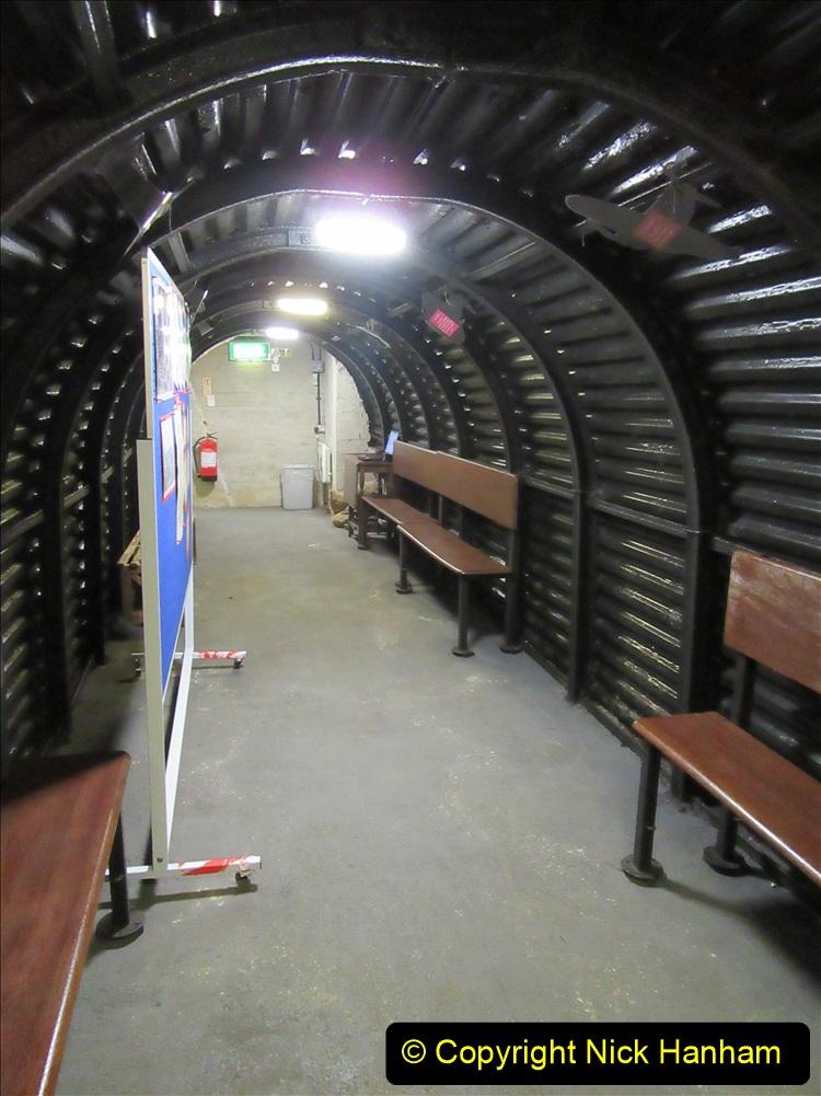 2019-09-14 WW2 Bomb Shelter at Talbot Heath School Bournemouth. (34) 34