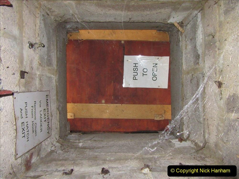 2019-09-14 WW2 Bomb Shelter at Talbot Heath School Bournemouth. (38) 38