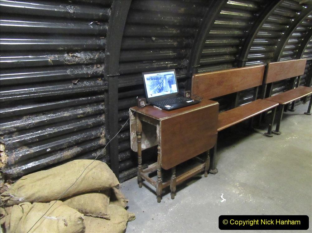 2019-09-14 WW2 Bomb Shelter at Talbot Heath School Bournemouth. (49) 49