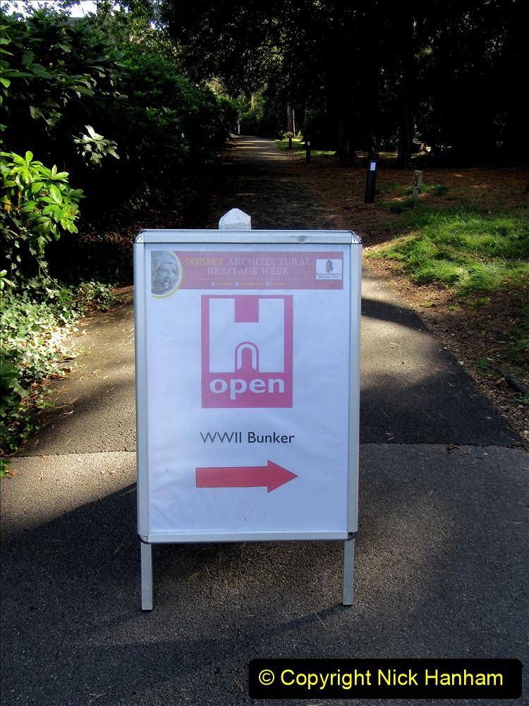 2019-09-14 WW2 Bomb Shelter at Talbot Heath School Bournemouth. (8) 08