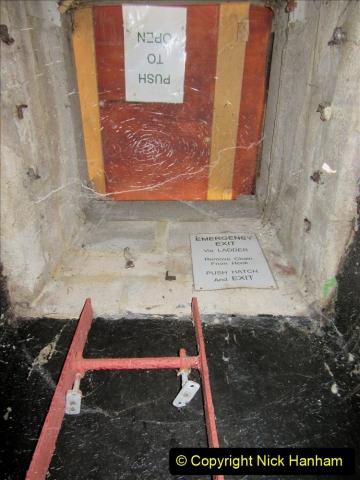 2019-09-14 WW2 Bomb Shelter at Talbot Heath School Bournemouth. (37) 37