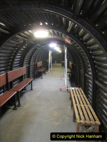 2019-09-14 WW2 Bomb Shelter at Talbot Heath School Bournemouth. (48) 48