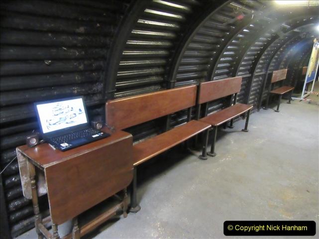 2019-09-14 WW2 Bomb Shelter at Talbot Heath School Bournemouth. (50) 50