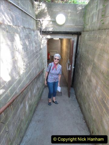 2019-09-14 WW2 Bomb Shelter at Talbot Heath School Bournemouth. (9) 09