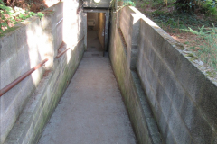 2019-09-14 WW2 Bomb Shelter at Talbot Heath School Bournemouth. (52) 52