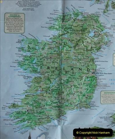2013-05-25 Portsmouth - English Chanel - Celtic Sea - Atlantic Ocean.  (1)0001