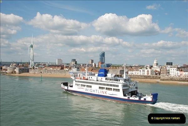2013-05-25 Portsmouth - English Chanel - Celtic Sea - Atlantic Ocean.  (103)0103