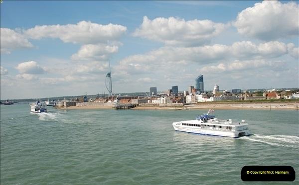 2013-05-25 Portsmouth - English Chanel - Celtic Sea - Atlantic Ocean.  (105)0105