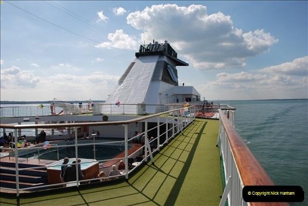 2013-05-25 Portsmouth - English Chanel - Celtic Sea - Atlantic Ocean.  (120)0120