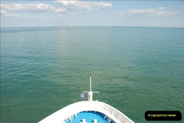 2013-05-25 Portsmouth - English Chanel - Celtic Sea - Atlantic Ocean.  (122)0122
