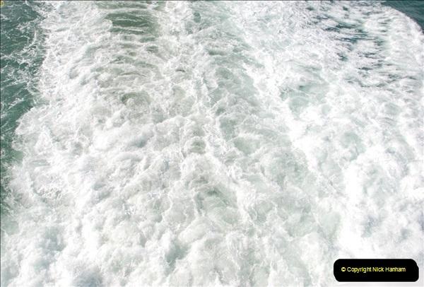 2013-05-25 Portsmouth - English Chanel - Celtic Sea - Atlantic Ocean.  (135)0135