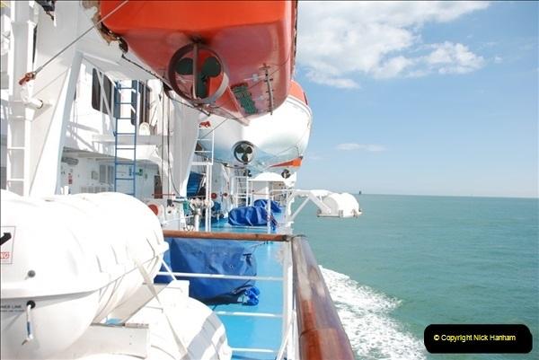 2013-05-25 Portsmouth - English Chanel - Celtic Sea - Atlantic Ocean.  (136)0136