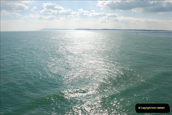 2013-05-25 Portsmouth - English Chanel - Celtic Sea - Atlantic Ocean.  (139)0139