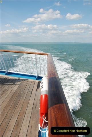 2013-05-25 Portsmouth - English Chanel - Celtic Sea - Atlantic Ocean.  (140)0140