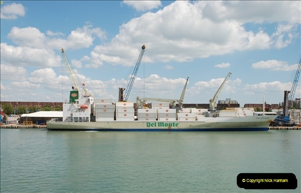 2013-05-25 Portsmouth - English Chanel - Celtic Sea - Atlantic Ocean.  (15)0015