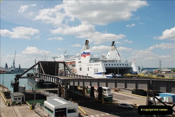2013-05-25 Portsmouth - English Chanel - Celtic Sea - Atlantic Ocean.  (17)0017