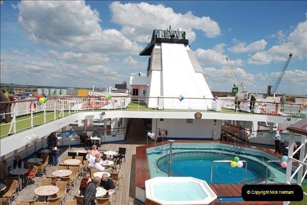 2013-05-25 Portsmouth - English Chanel - Celtic Sea - Atlantic Ocean.  (19)0019
