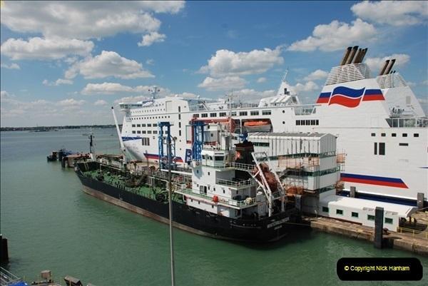 2013-05-25 Portsmouth - English Chanel - Celtic Sea - Atlantic Ocean.  (25)0025