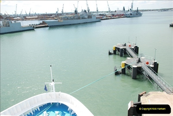 2013-05-25 Portsmouth - English Chanel - Celtic Sea - Atlantic Ocean.  (27)0027