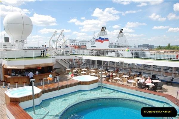 2013-05-25 Portsmouth - English Chanel - Celtic Sea - Atlantic Ocean.  (39)0039
