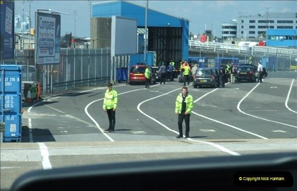 2013-05-25 Portsmouth - English Chanel - Celtic Sea - Atlantic Ocean.  (4)0004