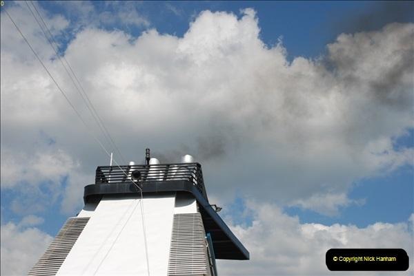 2013-05-25 Portsmouth - English Chanel - Celtic Sea - Atlantic Ocean.  (44)0044