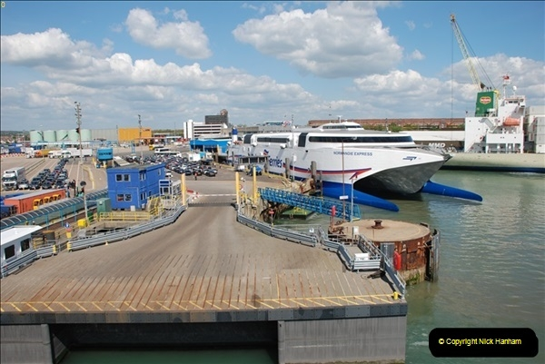 2013-05-25 Portsmouth - English Chanel - Celtic Sea - Atlantic Ocean.  (45)0045