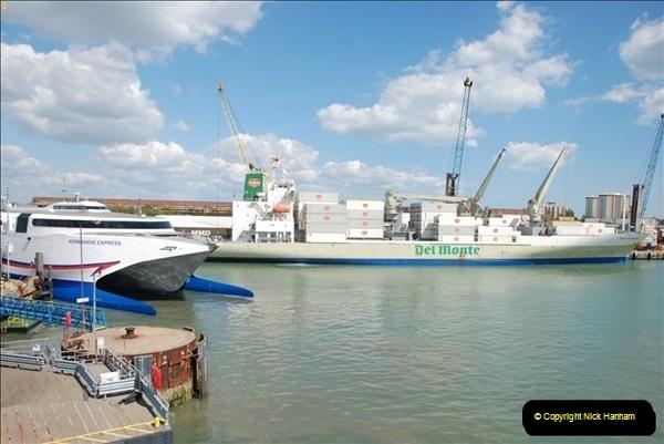 2013-05-25 Portsmouth - English Chanel - Celtic Sea - Atlantic Ocean.  (47)0047