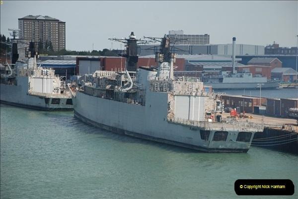 2013-05-25 Portsmouth - English Chanel - Celtic Sea - Atlantic Ocean.  (59)0059