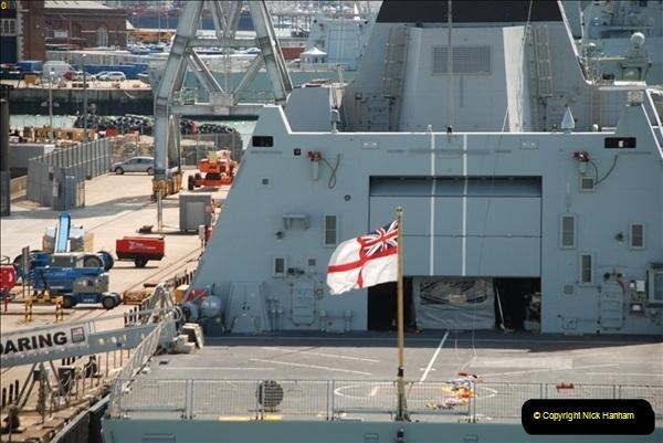 2013-05-25 Portsmouth - English Chanel - Celtic Sea - Atlantic Ocean.  (62)0062