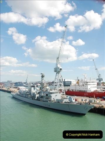 2013-05-25 Portsmouth - English Chanel - Celtic Sea - Atlantic Ocean.  (64)0064